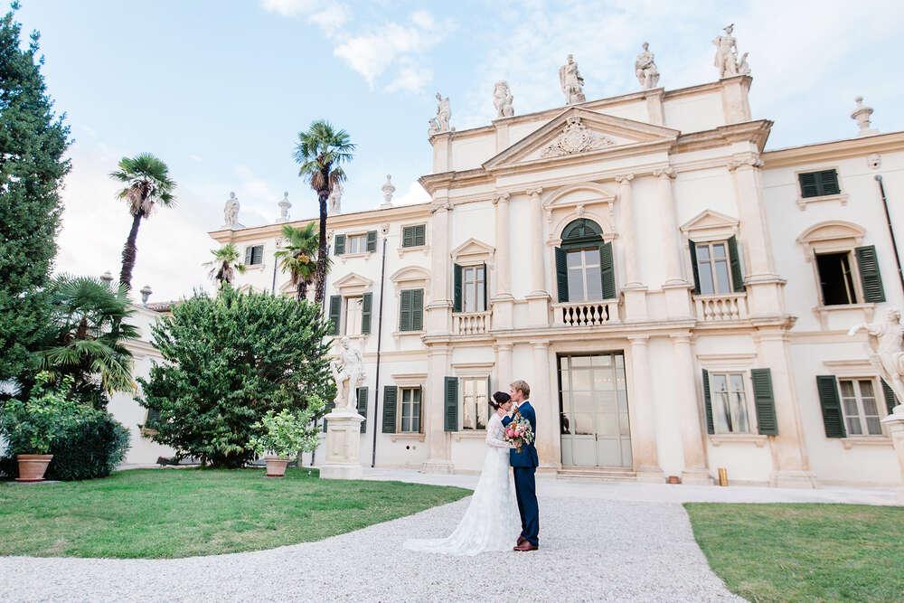 Hochzeitsfotograf Verona / Villa Mosconi Bertani (Frank Herzmann Fotografie)