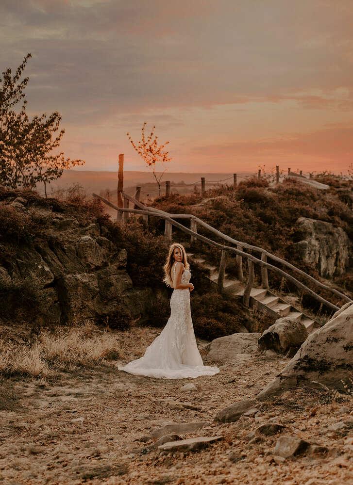 Sonnenuntergang (Veronika Haas  HOCHZEITEN . LIFESTYLE)