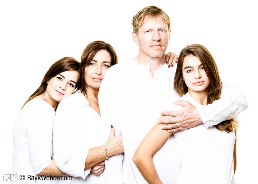 Familienportrait im Atelier (Freier Fotograf Rayk Weber)