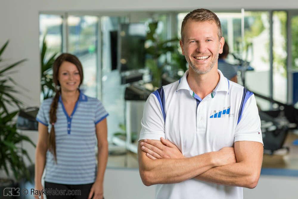 Editorial Business Portrait / Charakteristisches Portrait in der Firma (Freier Fotograf Rayk Weber)