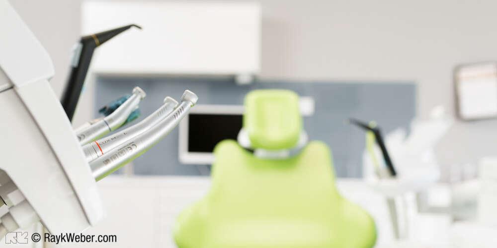 Imagefotografie / Raumfotografie eine Zahnarztpraxis (Freier Fotograf Rayk Weber)