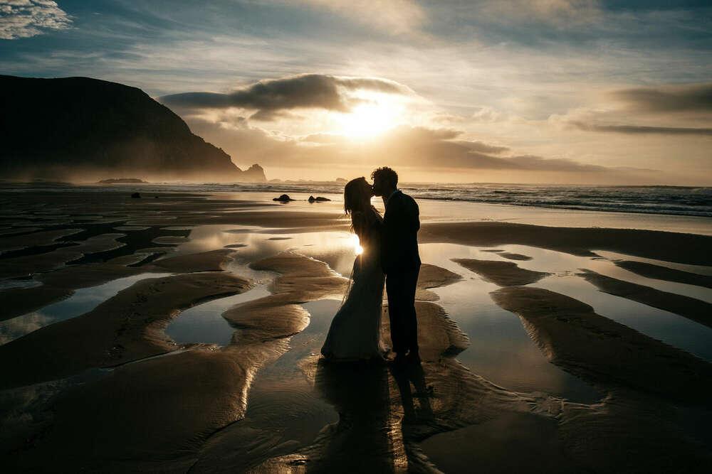 Elopement in Portugal / Eine Hochzeit zu zweit kann so schön sein
