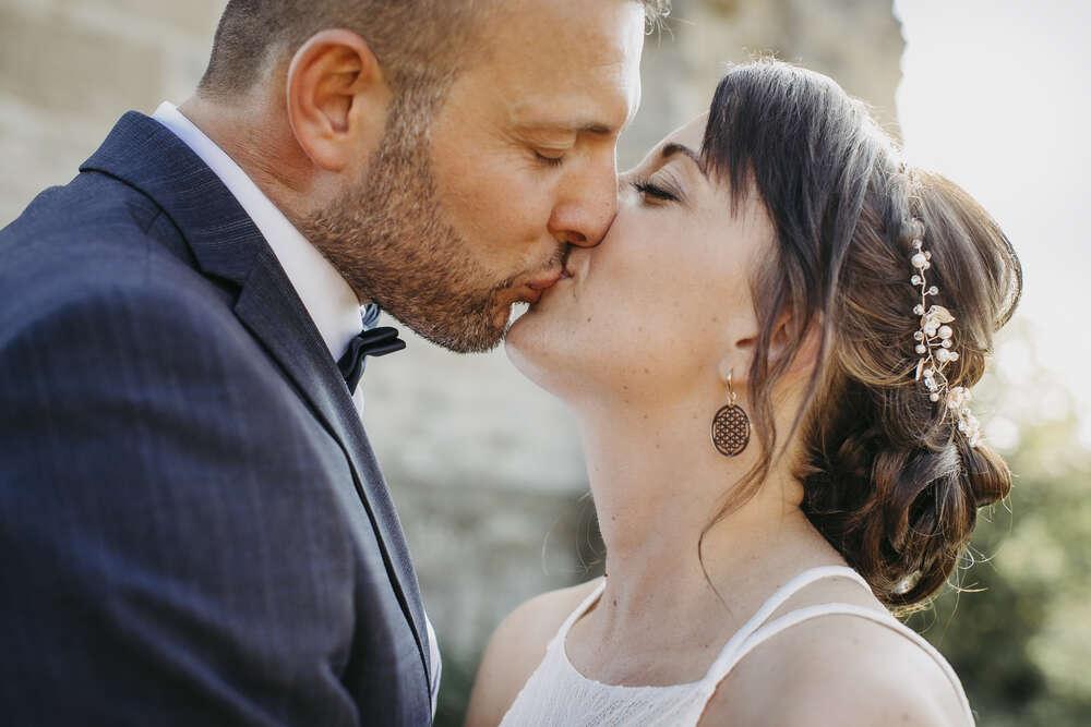 Hochzeitsreportage / Brautpaar-Shooting (Rebekka Müller Photography)