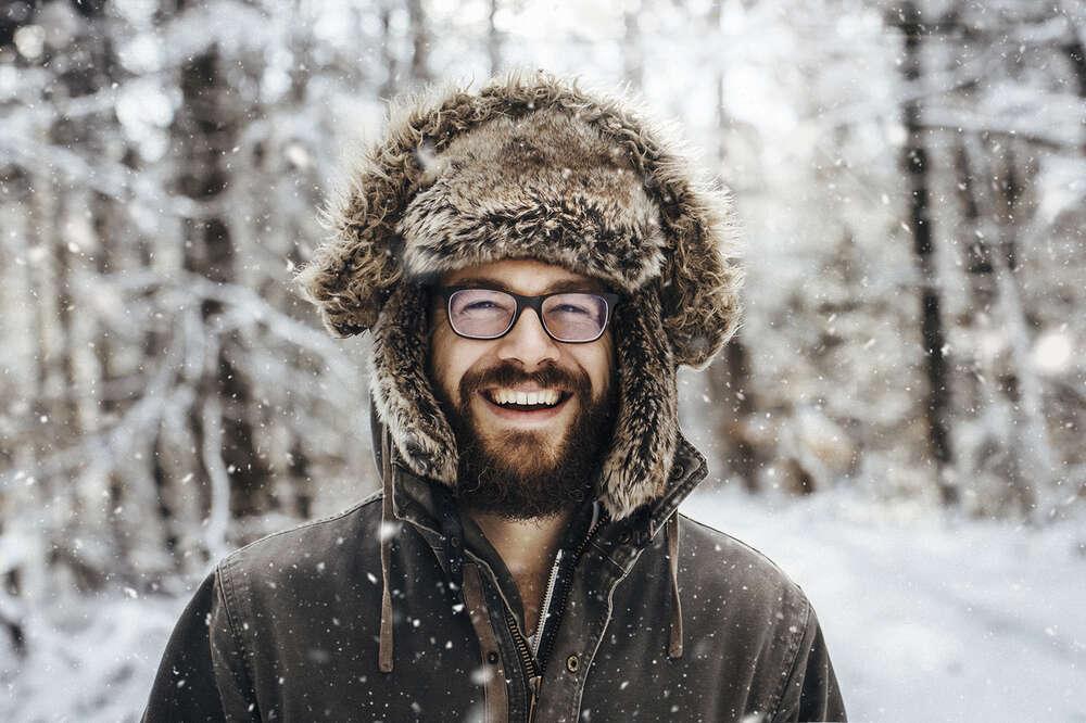 Outdoor Portrait-Shooting im Winter (Rebekka Müller Photography)