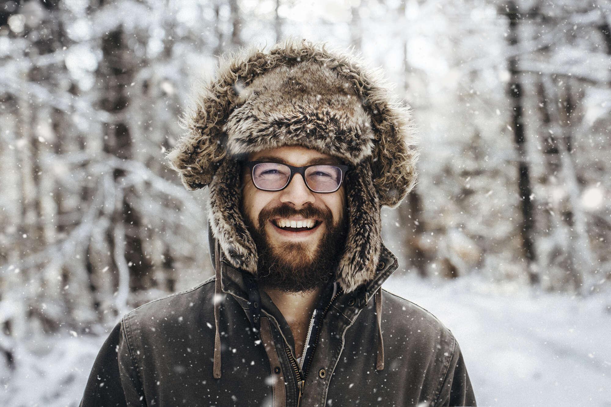 Outdoor Portrait-Shooting im Winter /