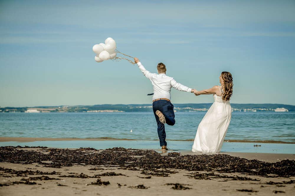 Strandhochzeit (the best wedding ever - Hochzeitsfotograf)