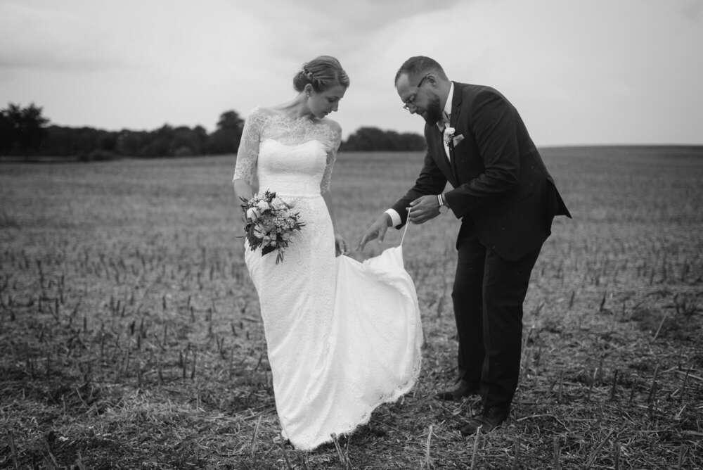 Hochzeitsfoto / Paarfoto (Boris Mehl fotografiert)