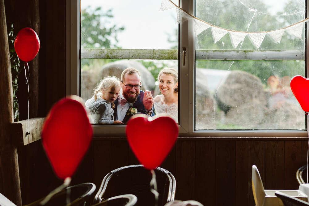Hochzeitsfoto / Familienfoto (Boris Mehl fotografiert)