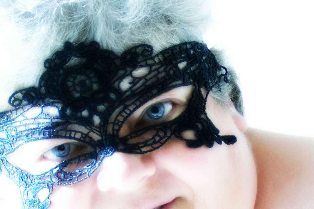 Maske / watching you (MarcMoulon.de)