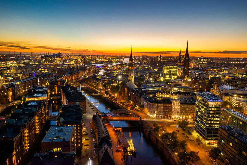 Hamburg / Hamburger Hafen (Köster Fotografie)