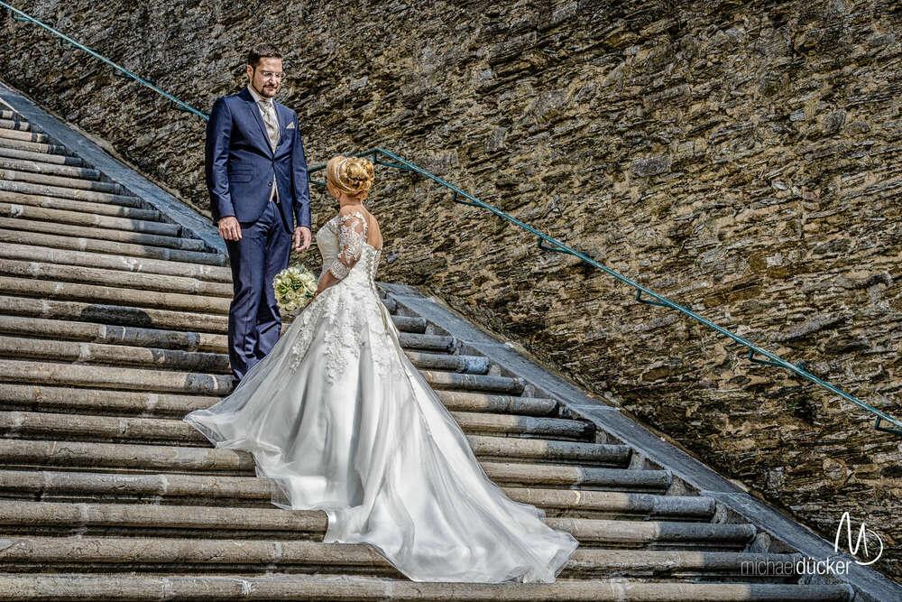 Hochzeit Schloßpark /