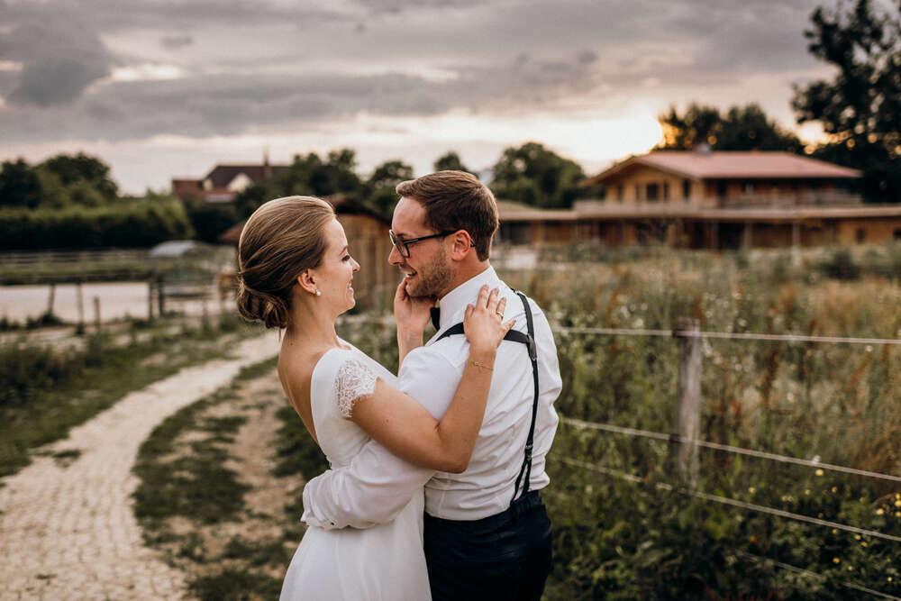 Vintage Hochzeit (Peggy und Chris Photography)