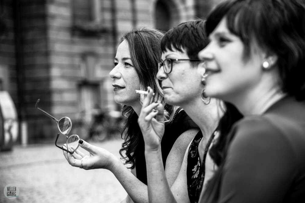deine Mädels! / Hochzeitsgäste (wellengang Hochzeits- und Familienfotografie)