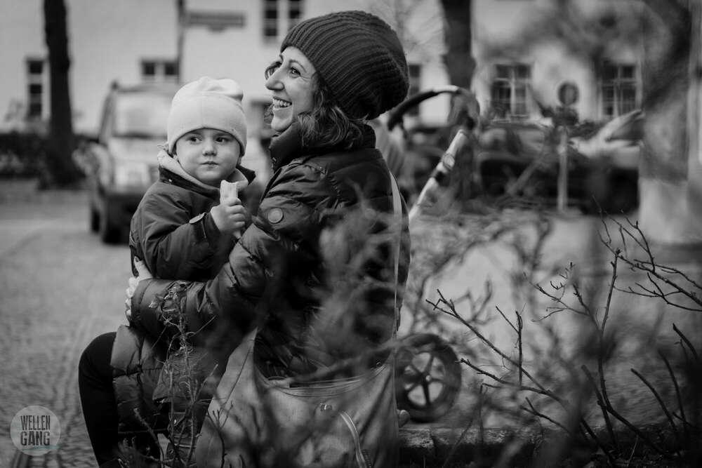 the mother (wellengang Hochzeits- und Familienfotografie)