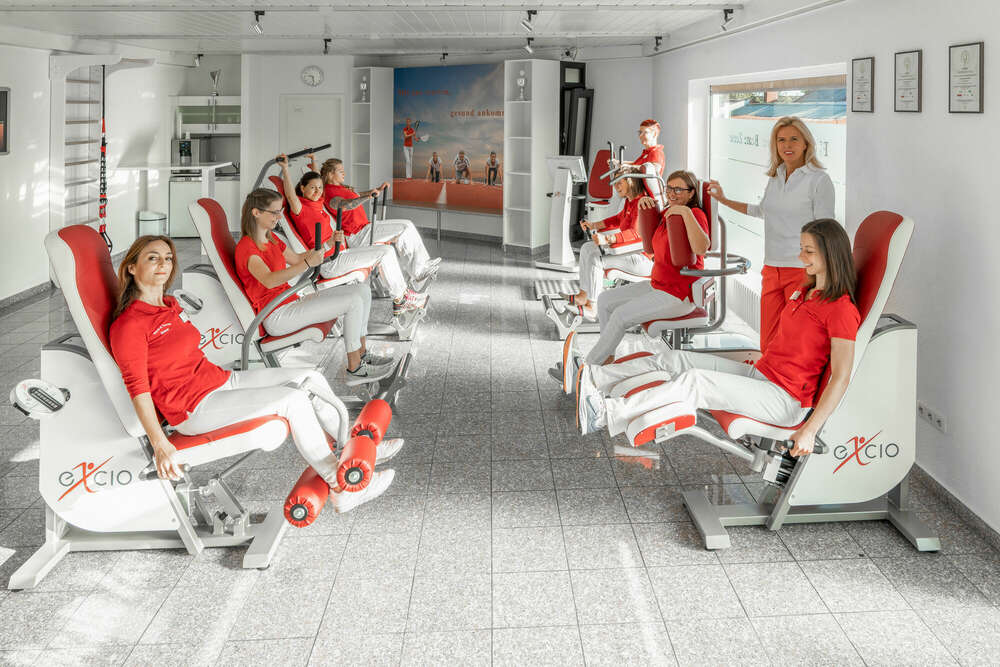 Physiotherapie / Eröffnung Studio Zeese (Detlef Knapp Photography)