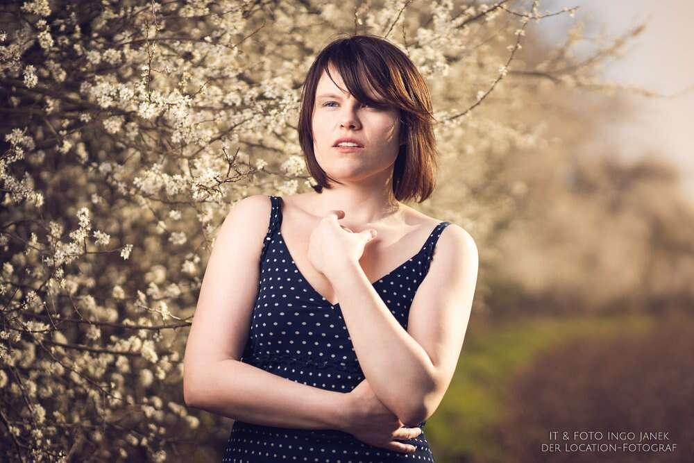 Frühlings Fotoshooting (IT & FOTO Ingo Janek)