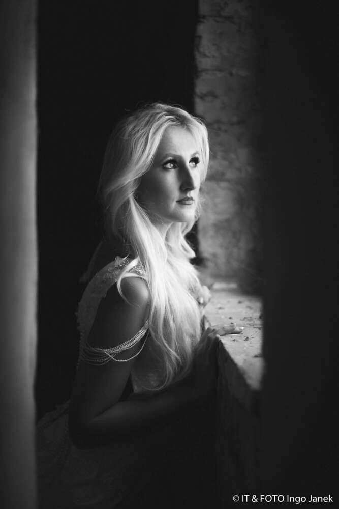 Schwarz-Weiß Fotoshooting (IT & FOTO Ingo Janek)