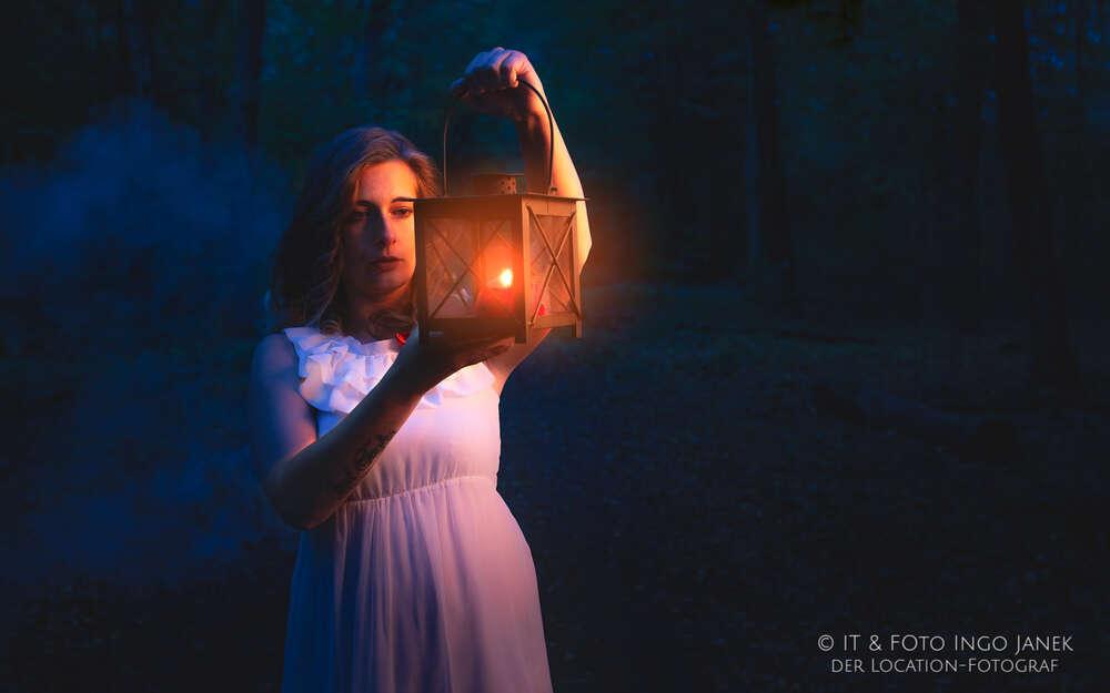 Kreatives Portrait (IT & FOTO Ingo Janek)