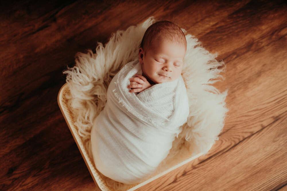 Neugeborenen Shooting (Veronika Breinert Photodesign)