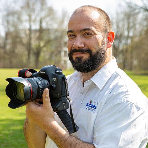 Robert Kiderle Fotoagentur - Robert Kiderle - Kindergarten- und Schulfotografen in Deiner Nähe
