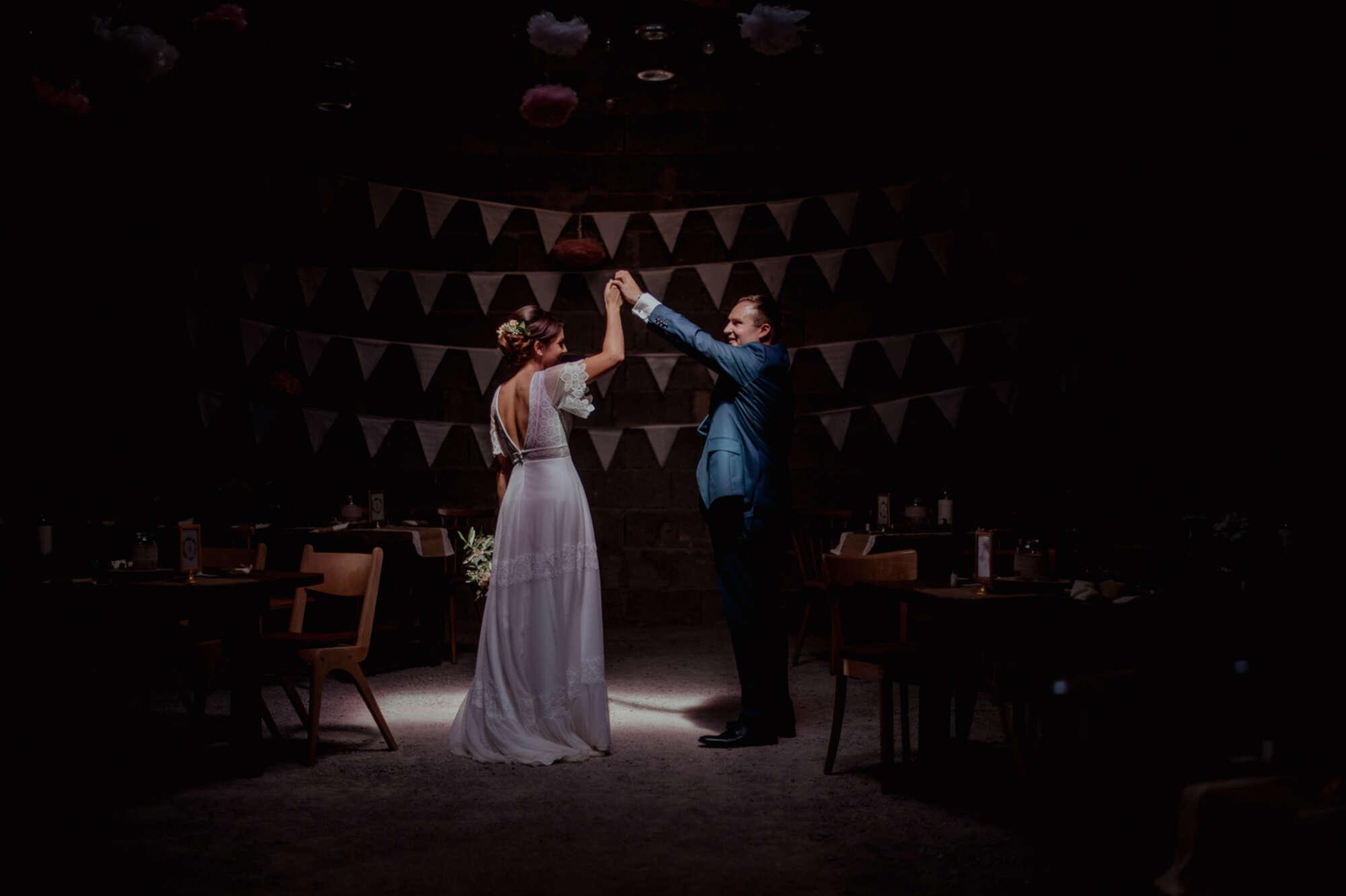 Hochzeit im Vintagestil /