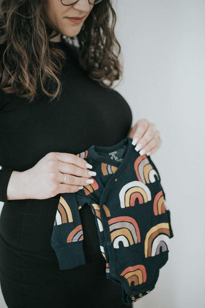 Schwangerschaftsshooting / Babybauchshooting bei annifoto.com (AnniFoto)