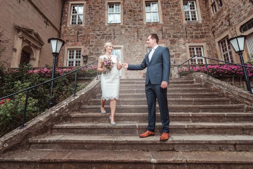 Hochzeit Schloß Lembeck (Udo Dreßler Fotografie)