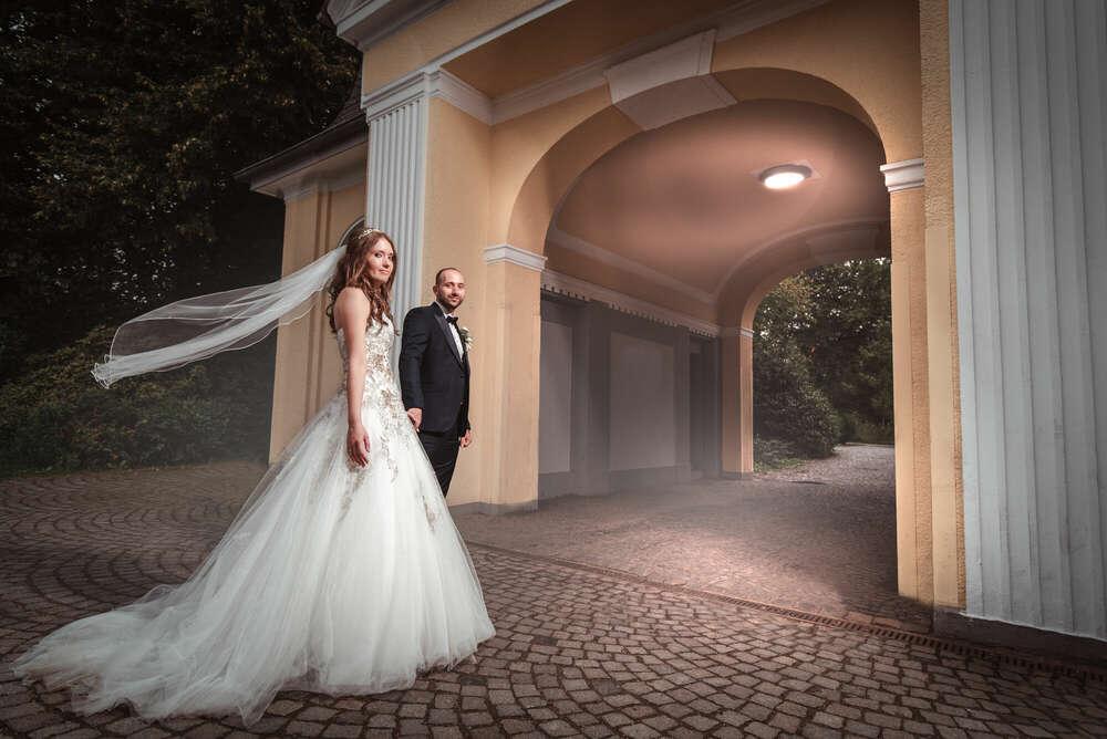 Hochzeit Stadtgarten Bottrop (Udo Dreßler Fotografie)