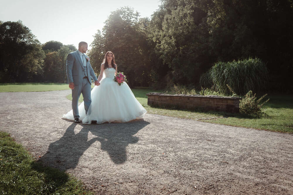 Hochzeit Schloß Borbeck (Udo Dreßler Fotografie)