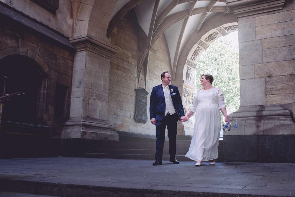 Hochzeit Standesamt Duisburg (Udo Dreßler Fotografie)