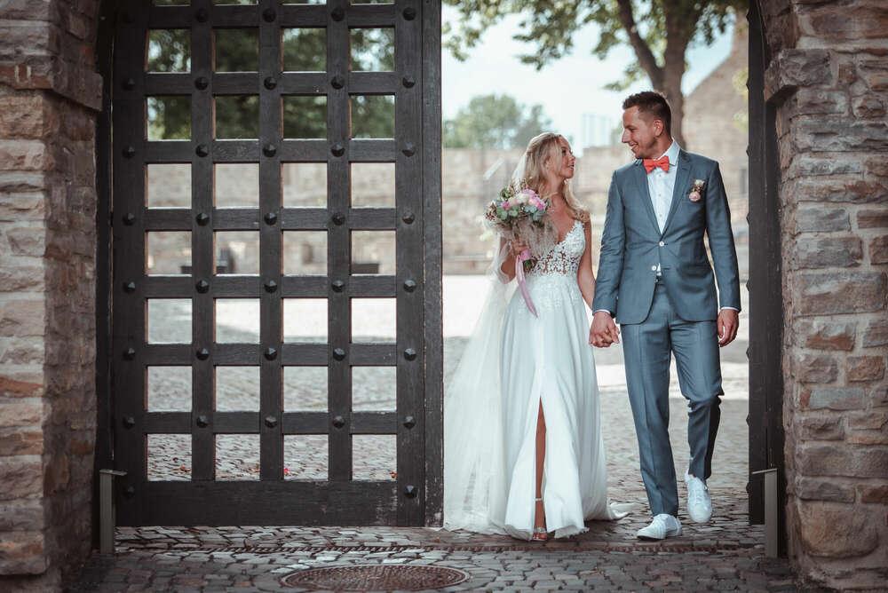 Hochzeit Schloß Broich (Udo Dreßler Fotografie)