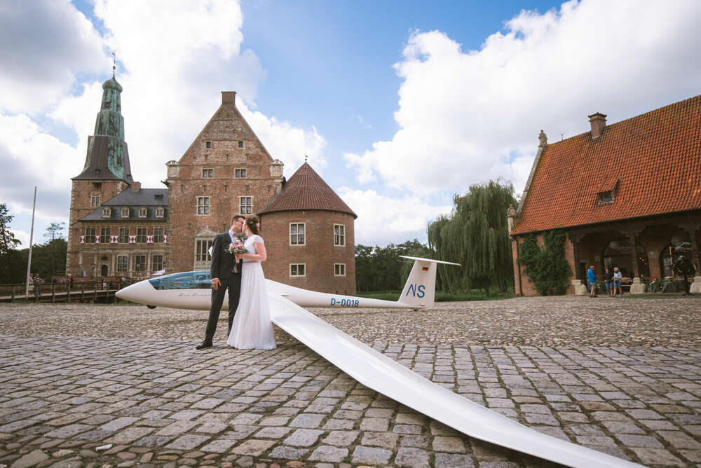 Hochzeit Schloß Raesfeld (Udo Dreßler Fotografie)