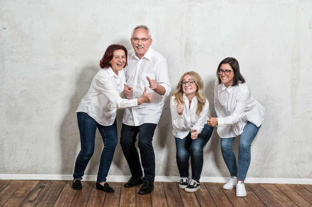 Familie (Bilderhaus Gabi Mirgeler)