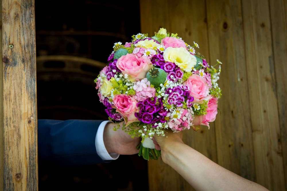 Hochzeitsstrauß (Foto Pastyrik)