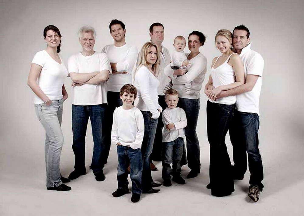 Familie Weiß (MATTHIAS WEGNER FOTOGRAFIE)