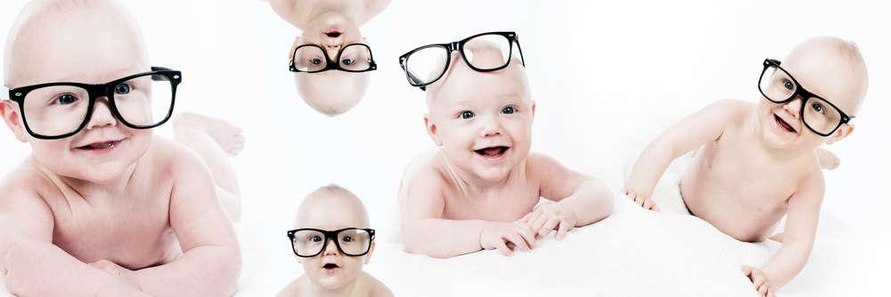 Baby-Collage (Fotowerk Stefan Schwarz)