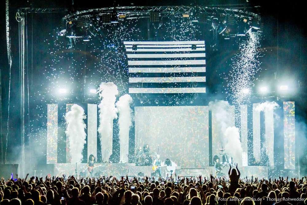 Sunrise Avenue - Tour 2014 /