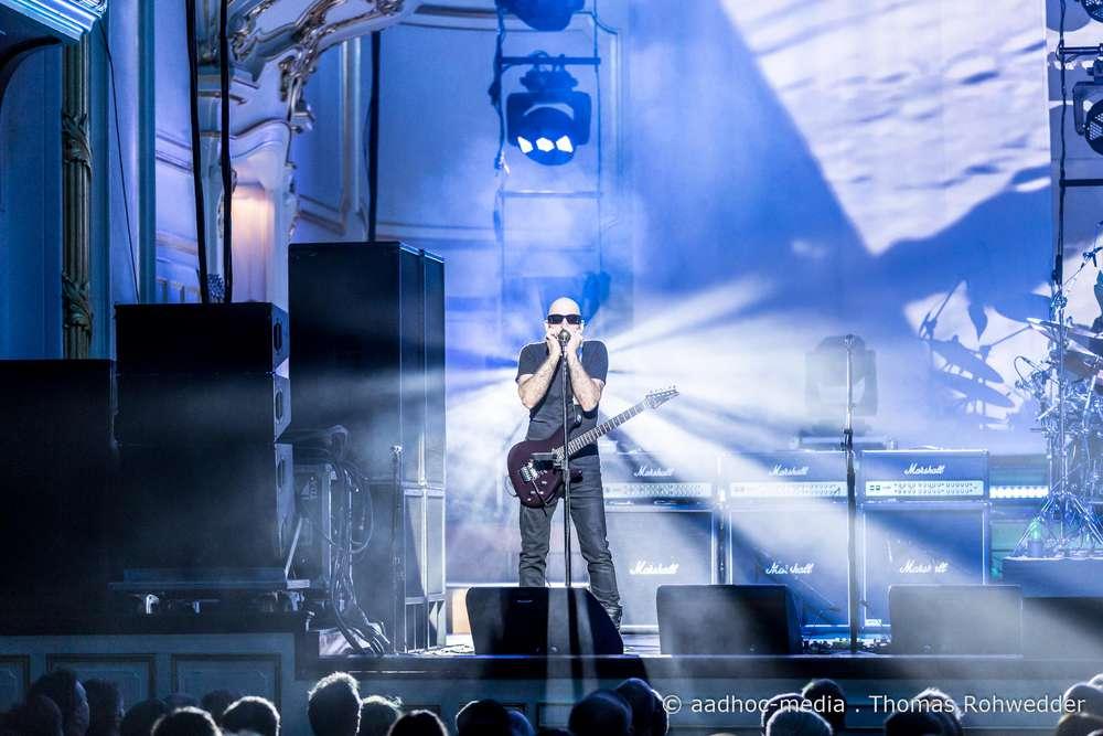 Joe Satriani - Tour 2015 /