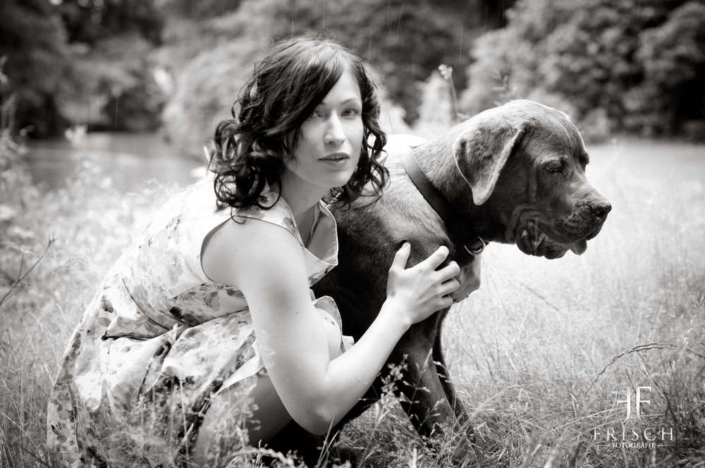 Silvia / Portrait-Reportage (Frisch Fotografie)