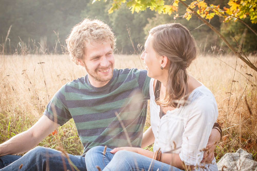 Anna & Moritz / Portrait-Reportage (Frisch Fotografie)