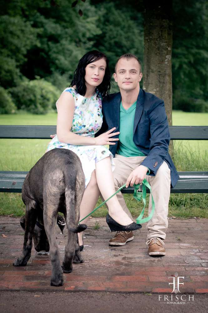 Silvia & Tino / Portrait-Reportage (Frisch Fotografie)