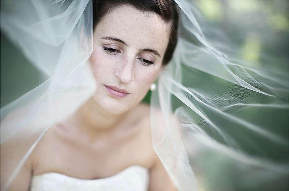 Brautportrait / Hochzeitsportraits (Heike Krestel)