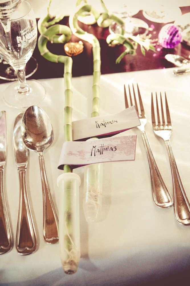 Hochzeitsmenü / Hochzeitseinladungen (photoresque Bilder, die man gerne zeigt - PhotographenMeisterin)
