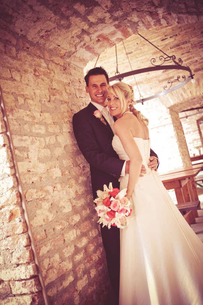Hochzeitsfotograf / Hochzeitsphotograf (photoresque Bilder, die man gerne zeigt - PhotographenMeisterin)