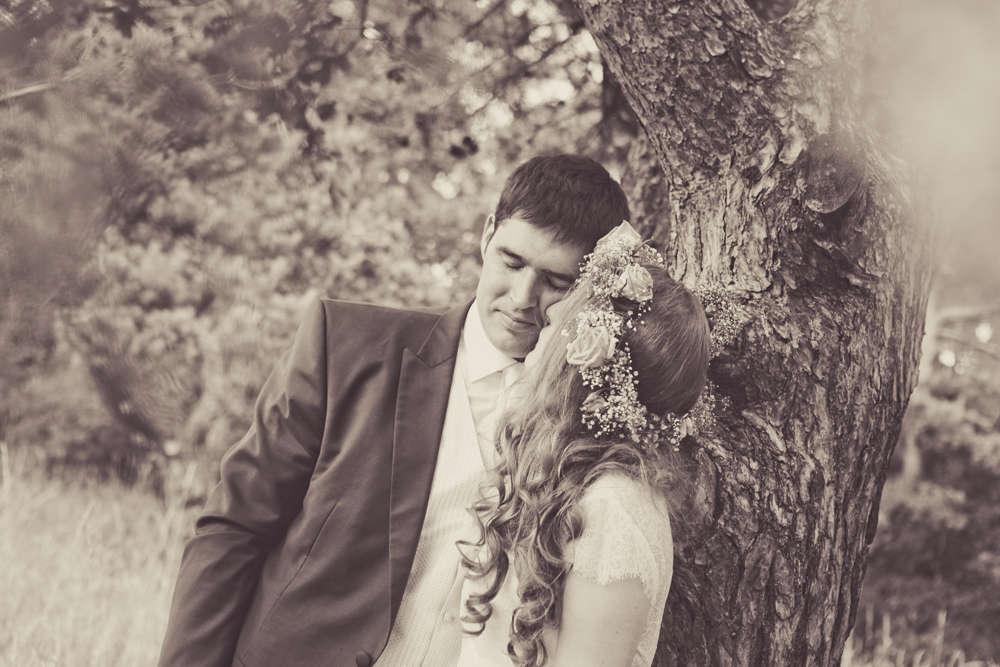 Hochzeitsbilder im Wald / natürliche Hochzeitsfotografie (photoresque Bilder, die man gerne zeigt - PhotographenMeisterin)
