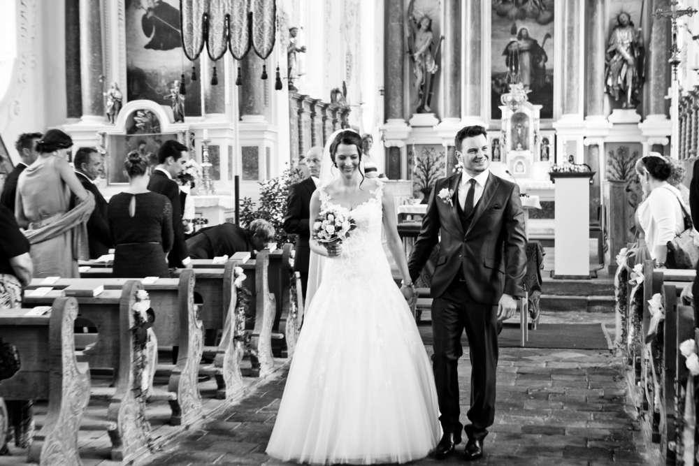 Hochzeit in Füssen / Bilder in der Kirche (photoresque Bilder, die man gerne zeigt - PhotographenMeisterin)