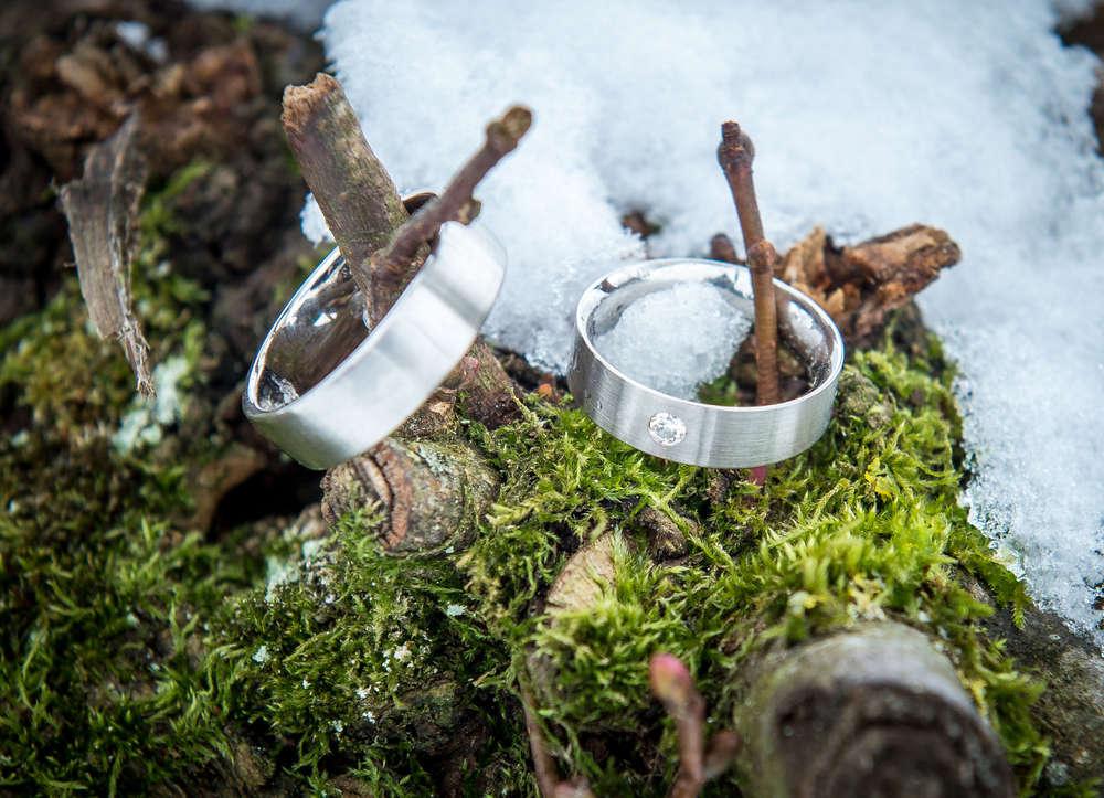 Hochzeit / Ringe (Markus Bachmann Fotografie)