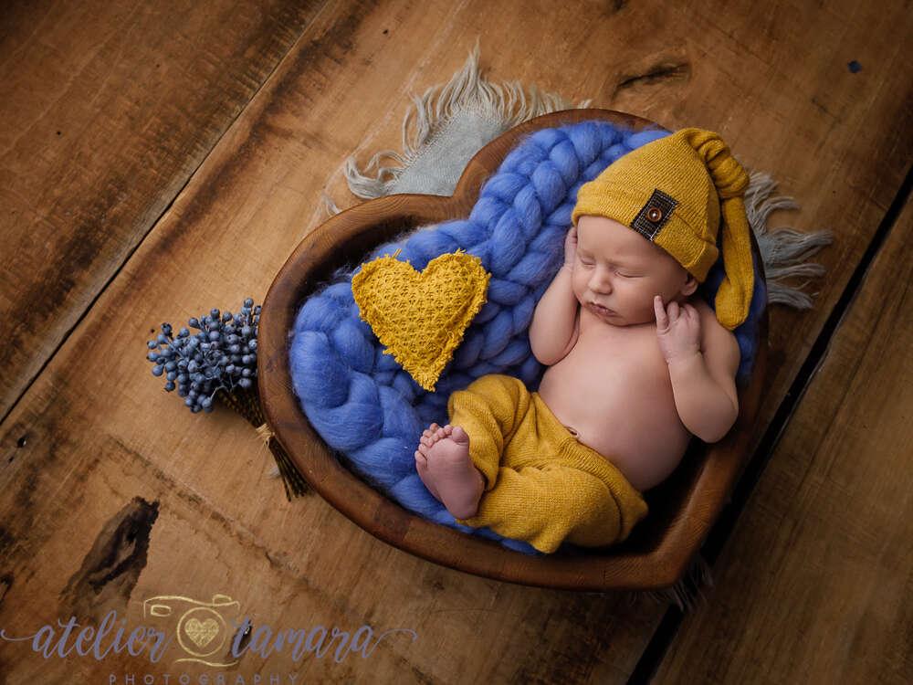 Newborn / Neugeborenenbilder bis 3 Wochen (Annett Thill)