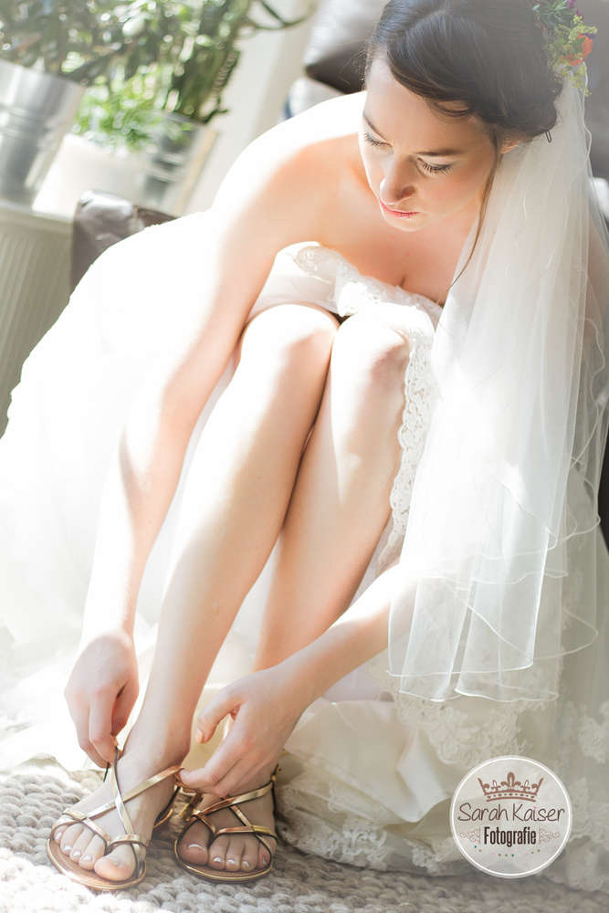 Getting Ready - Hochzeit (Sarah Kaiser Fotografie)