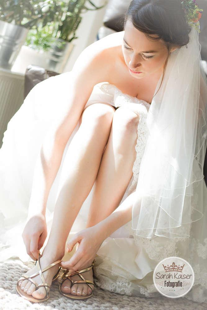 Getting Ready - Hochzeit /